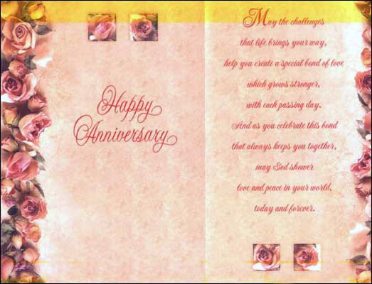 Anniversary Wishes For A Couple   Search Results   Calendar 2015